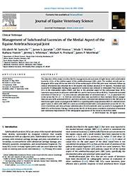 Journal of Equine Veterinary Science