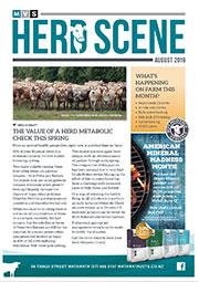 August 2019 Herd Scene