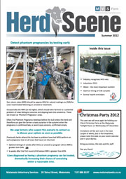 MVS Farm Summer Newsletter 2012